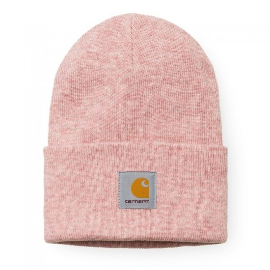 Carhartt - Bonnet rose watch hat