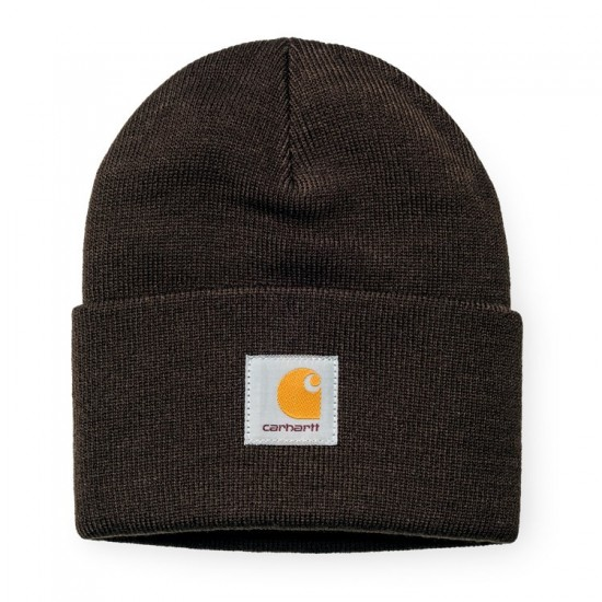 Carhartt - Bonnet marron watch hat