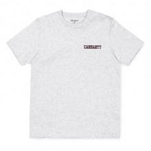 Carhartt WIP - T-Shirt gris chiné