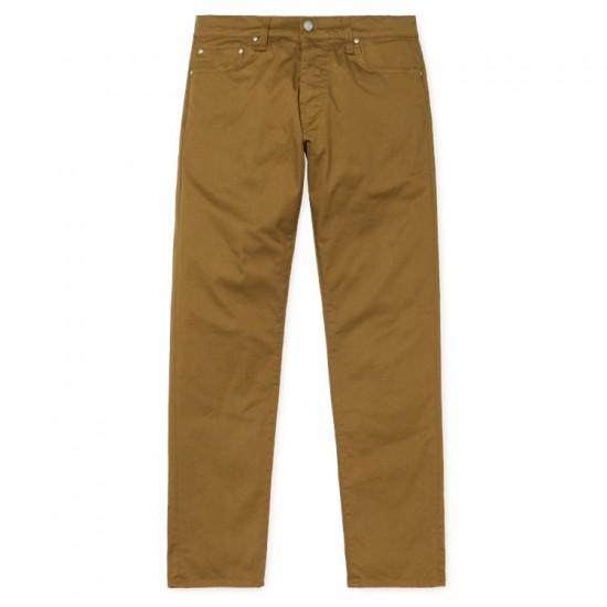 Carhartt - Jeans Klondike Hamilton Brown