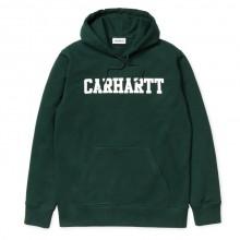 Carhartt - Pull à capuche vert