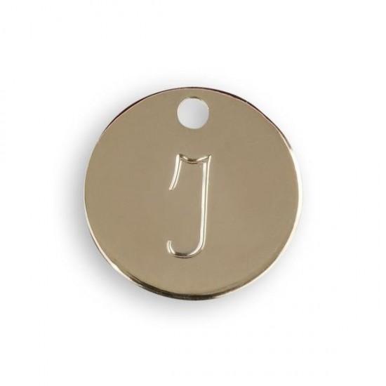 Le Bijou de Mimi - Médaille H or