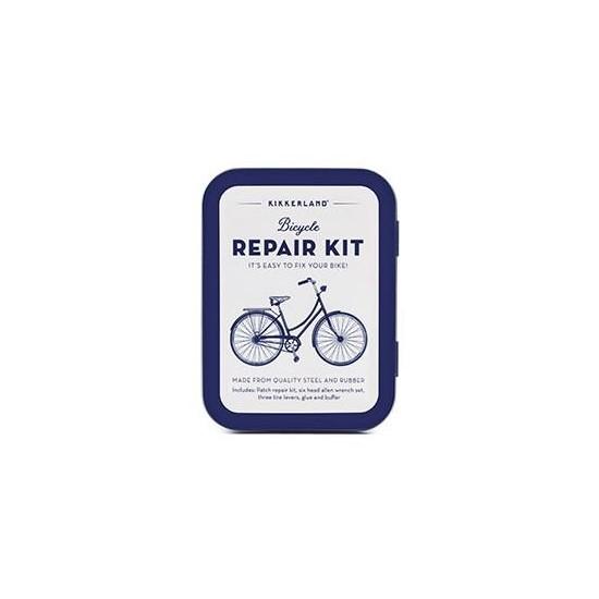 Kikkerland - Kit de réparation vélo