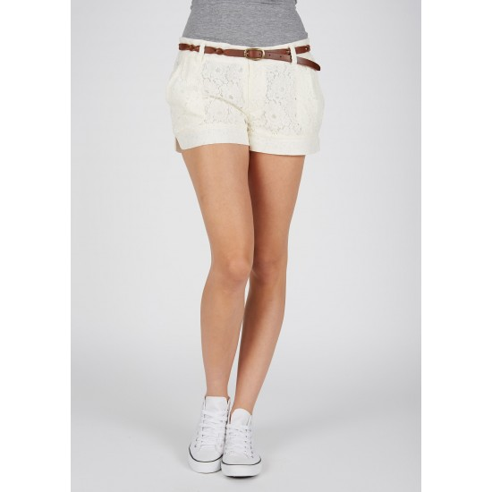 Supremebeing - Short dentelle