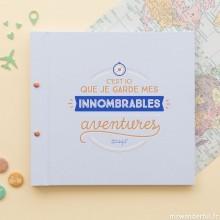 Mr wonderful - Album C'est ici que je garde mes innombrables aventures