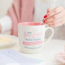 Mr wonderful - Mug pour grand-mère