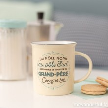 Mr wonderful - Mug pour grand-père
