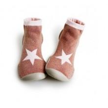 Le Collégien - Chausson Chaussette motif étoile