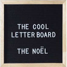 The Cool Company - Letter Board carrée