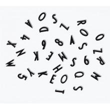 The Cool Company - Pack de lettres et symboles