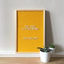 The Cool Company - Letter Board rectangle