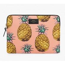 """Woouf - Housse motif ananas pour ordinateur 13"""""""