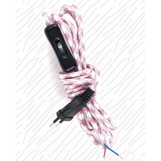 Yeh Loh - Câble avec interrupteur