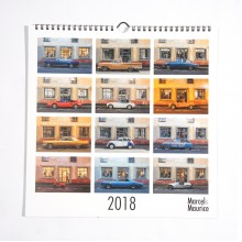 Marcel & Maurice - Calendrier 2018