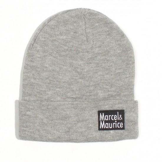 Marcel & Maurice - Bonnet gris