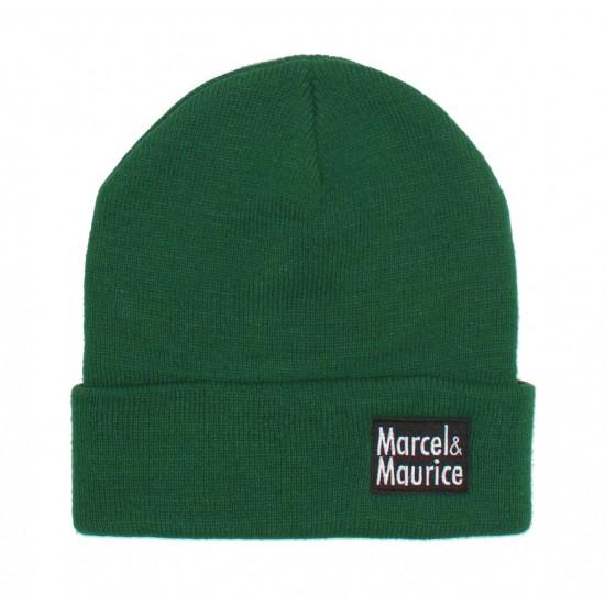 Marcel & Maurice - Bonnet vert sapin