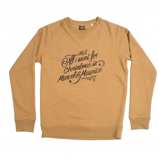 Marcel et Maurice - Sweat All I Want camel