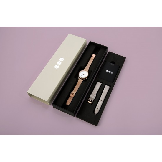 Montre Komono - Coffret Estelle royale rose gold