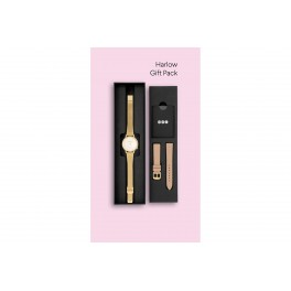 Montre Komono - Coffret Harlow gold