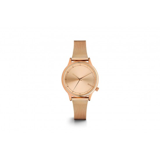 Montre Komono - Estelle royale rose gold