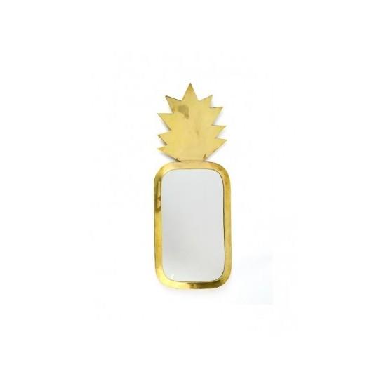 Honoré - Petit miroir ananas