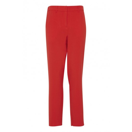 B.Young - Pantalon souple rouge