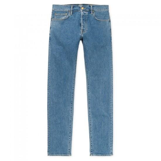 Carhartt - Jeans Klondike blue stone bleached