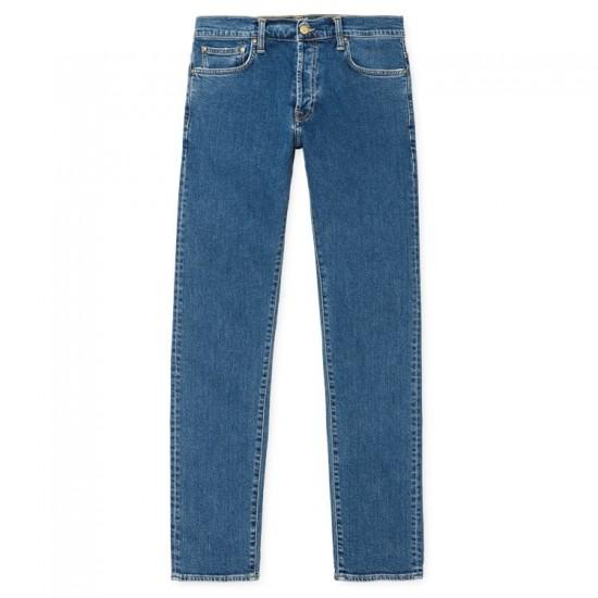 Carhartt - Jeans Klondike blue stone washed