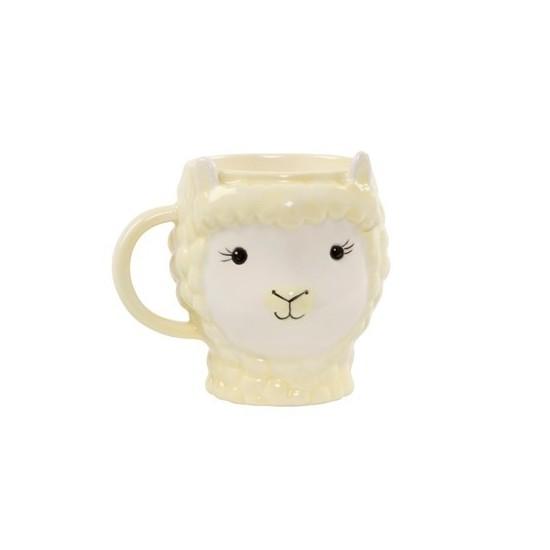 Sass & Belle - Mug lama