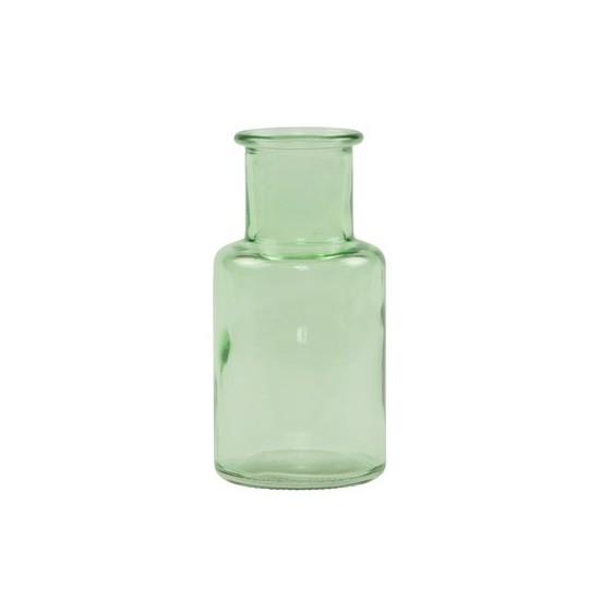 Sass & Belle - Vase vert transparent