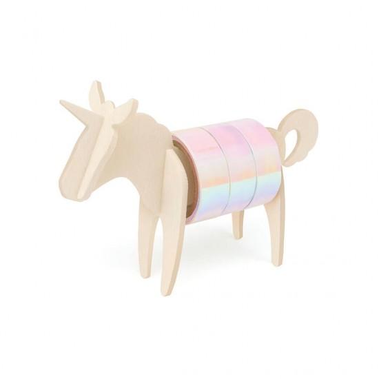 Luckies - Dérouleur masking tape licorne