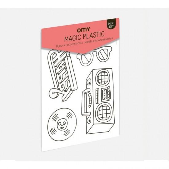 Omy - Plastique fou musique