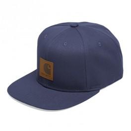 Carhartt WIP - Casquette bleue logo cap