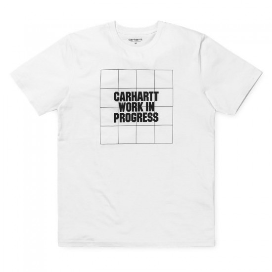 Carhartt WIP - T-shirt blanc work in progress