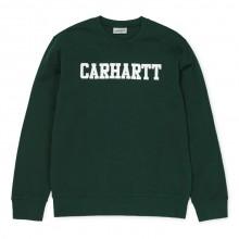 Carhartt - Sweat college vert