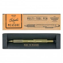 Gentlemen's Hardware - Stylo multifonctions n°171