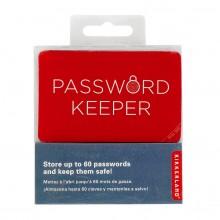 Kikkerland - Carnet pour mots de passe