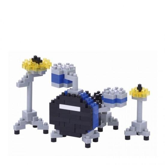 Nanoblock - Batterie bleue