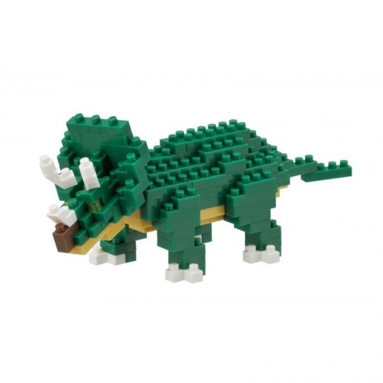 Nanoblock - Triceratops