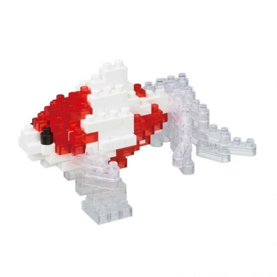 Nanoblock - Poisson rouge