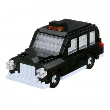 Nanoblock - Taxi Londonien