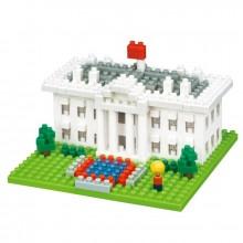 Nanoblock - Maison Blanche