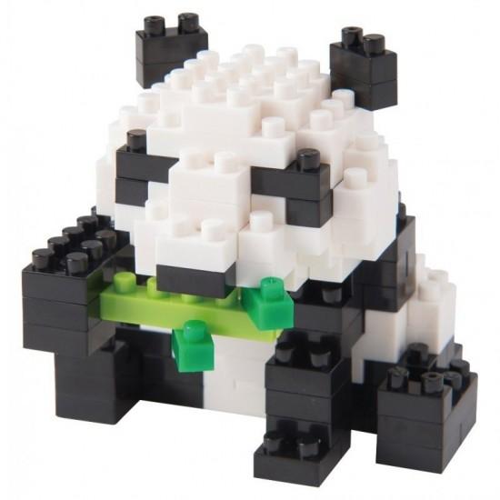 Nanoblock - Panda géant