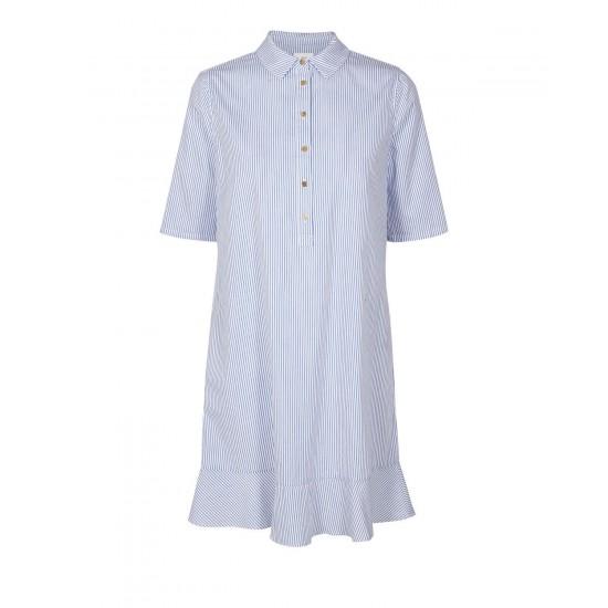 Minimum - Robe chemise à rayures