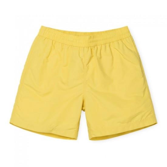Carhartt WIP - Short de bain jaune