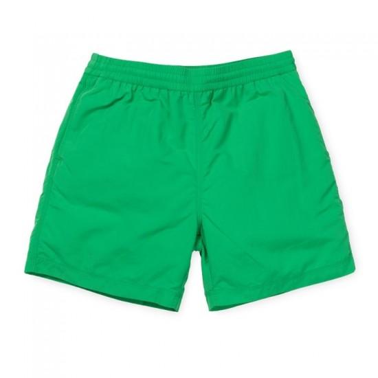 Carhartt WIP- Short de bain vert