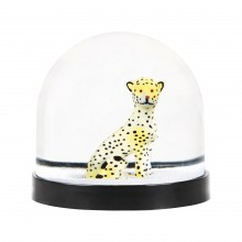 Klevering - Boule à neige léopard