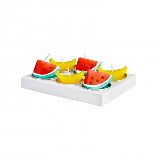 Klevering - Bougies fruits