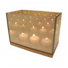 Klevering - Photophore 3 bougies