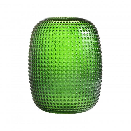 Klevering - Grand vase vert